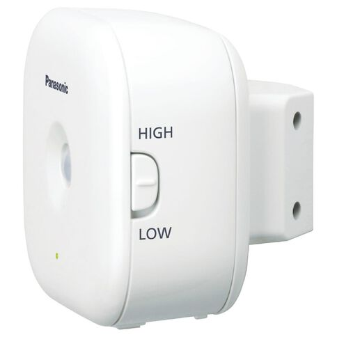Panasonic Motion Sensor White