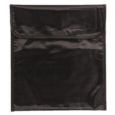 WS Journal Bag Black Black