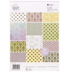 Rosie's Studio Glasshouse Essential Paper Pad 28 Sheet A4