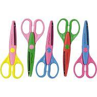 Kookie Fancy Scissors 5 Piece Set