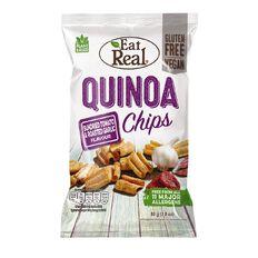 Eat Real Eat Real Quinoa Chips Sundried Tomato & Garlic 80g