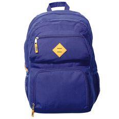 Backpack Junior Tech Blue/Orange