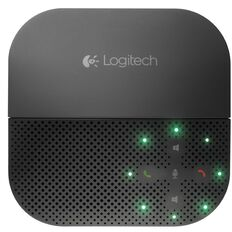 Logitech P710E Mobile Speakerphone Black