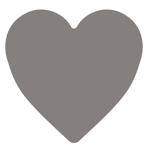 Fiskars Hand Punch 1/4 Heart Grey