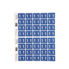 Filecorp Coloured Labels 1 Blue