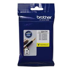 Brother Ink LC3317 Yellow (550 Pages)