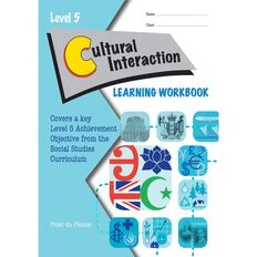 Year 10 Cultural Interaction Learning Workbook