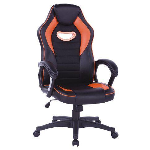 Workspace GT Racer Chair Orange