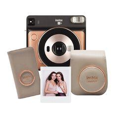 Fujifilm Instax SQ6 Delux Gift Pack Blush