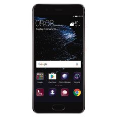 2degrees Huawei P10 Graphite Black