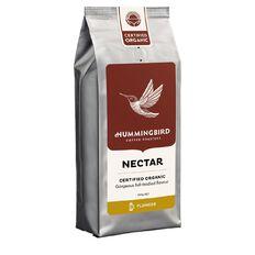 Hummingbird Nectar FairTrade Plunger Filter Coffee 500g