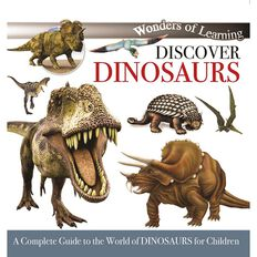 Wonders of Learning Discover Dinosaurs