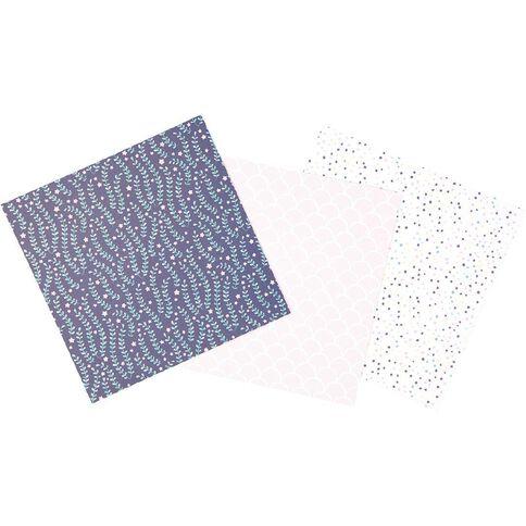 Rosie's Studio Make a Splash Paper Pad 42 Sheet 12in x 12in