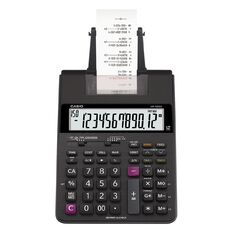 Casio HR100RC Printing Calculator