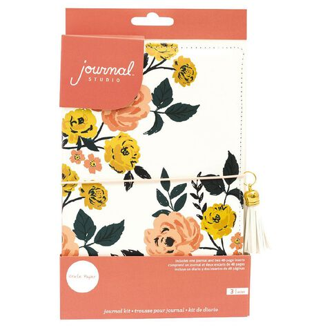 American Crafts Journal Studio Kit Rose 3 Piece