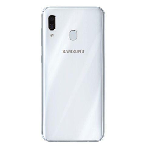 Spark Samsung Galaxy A30 White