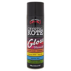 Helmar Varnish Crystal Kote Gloss Clear