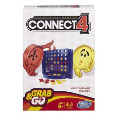 Connect Four Grab and Go