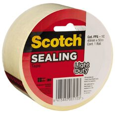 Scotch Sealing Tape 3609 48mm x 50m Clear