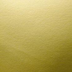 DAS Metallic Card 240gsm 50 x 65cm Gloss Gold