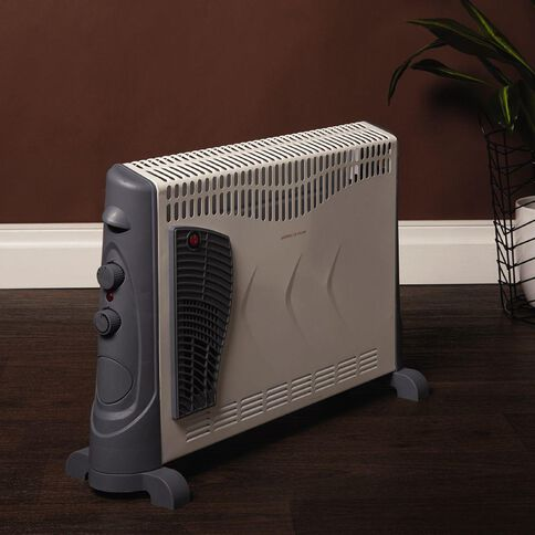 Living & Co Radiant Heater with Fan 2400W