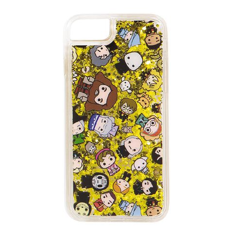 Harry Potter iPhone 6/7/8 Chibi Glitter Case
