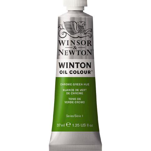 Winsor & Newton Winton Oil Paint 37ml Chrome Hue Green