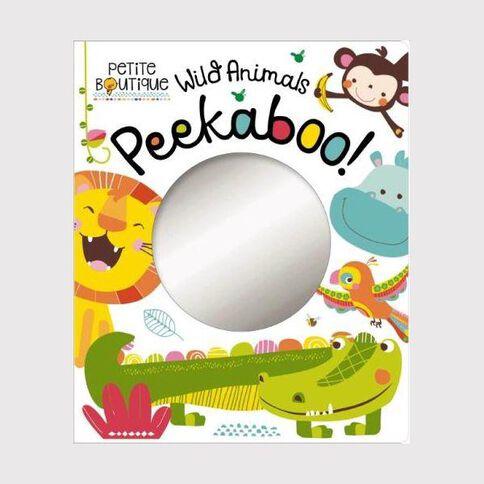 Petite Boutique Wild Animals Peekaboo
