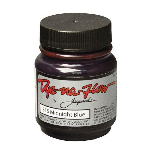 Jacquard Dye-Na-Flow 66.54ml Midnight Blue