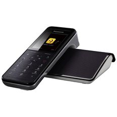 Panasonic Kx-Prw120Azw Premium Design Phone With Smartphone Connect