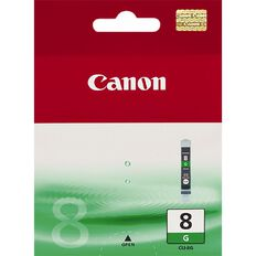Canon Ink CLI8 Green (490 Pages)