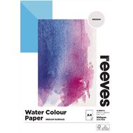 Reeves Acrylic Pad White A4