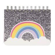 Kookie Rainbow Notepad A6