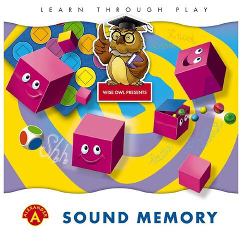 Alexander Games Sound Memory
