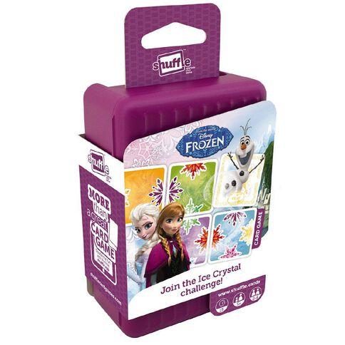 Disney Frozen Shuffle Card Game