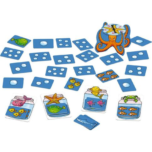 Orchard Toys Game Catch And Count