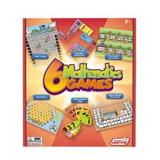 Junior Learning 6 Mathematics Games