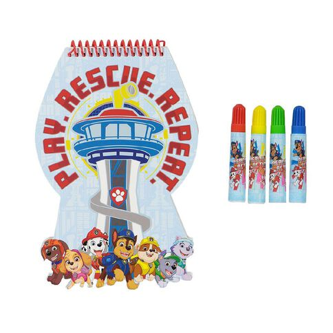 Paw Patrol Notebook & Felt Set