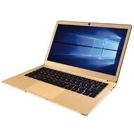 H+O 13 Inch Notebook Gold