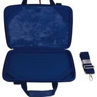 Tech.Inc 11inch Hard Shell Bundle with Mouse and Headphones Blue