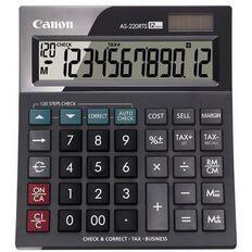 Canon AS220RTS Desktop Calculator