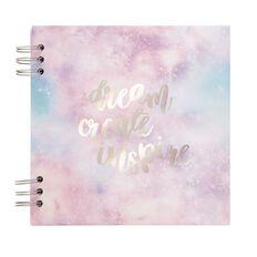 Rosie's Studio Album  8 x 8 Holographic Dream Create Inspire