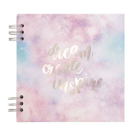 Rosie's Studio Album Holographic Dream Create Inspire 8 x 8