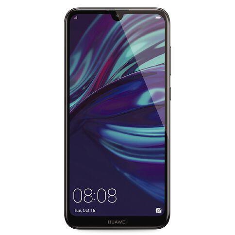 2degrees Huawei Y7 Pro Black