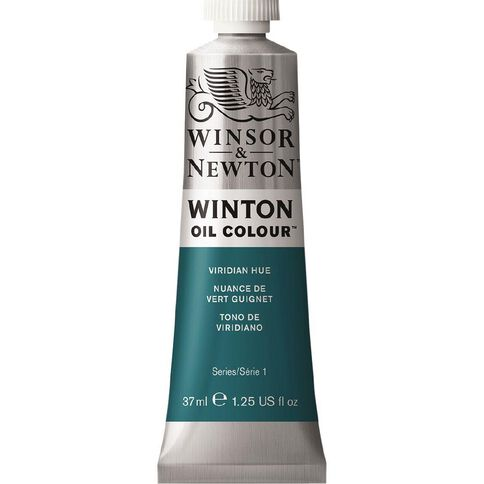Winsor & Newton Winton Oil Paint 37ml Viridian