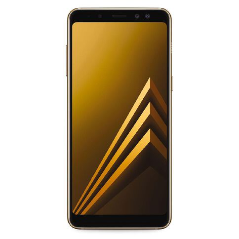 2degrees Samsung Galaxy A8 Gold