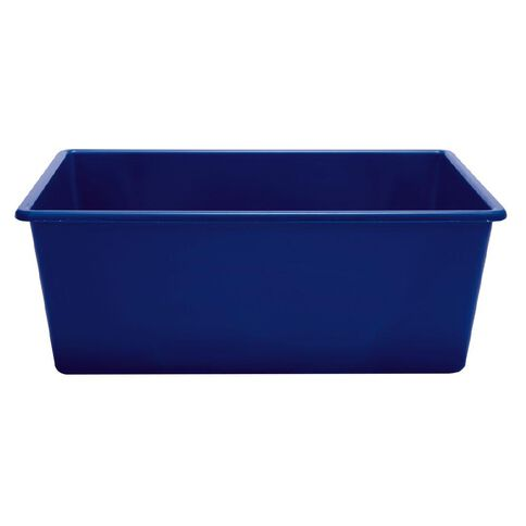 Taurus Office Tote Tray Blue 12L