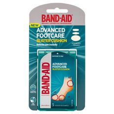 Band Aid Advanced Footcare