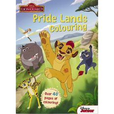 Disney Junior The Lion Guard Pride Lands Colouring