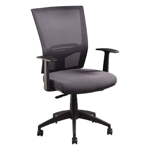 Jasper J Advance Air Plus Charcoal with Adjustable Arms